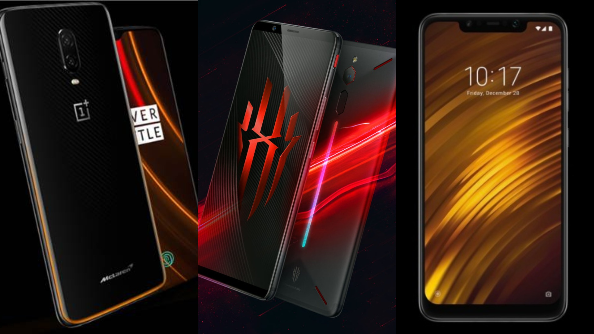 4 Gaming Smartphones that are killing it with Cooling Technology