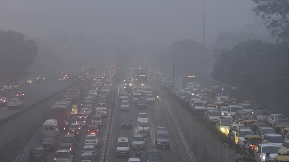 Gurugram is the most polluted city in the world. And guess why it's funny?