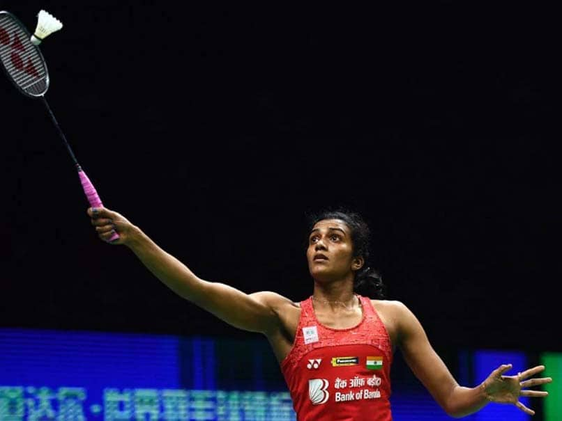 PV Sindhu beat Chen Yufei in Indonesia Open 2019