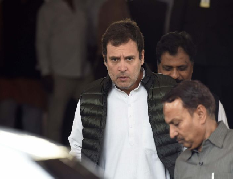'India's global strategy in tatters,' says Rahul Gandhi on Iran railway project