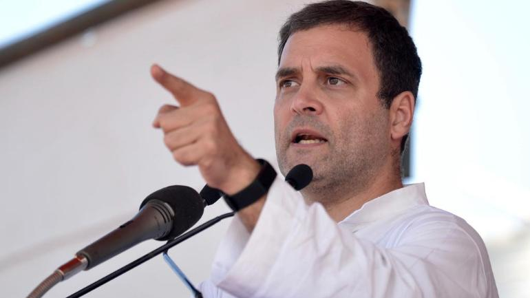 Modi's LS Campaign was full of with lies, poison, and hatred: Rahul Gandhi