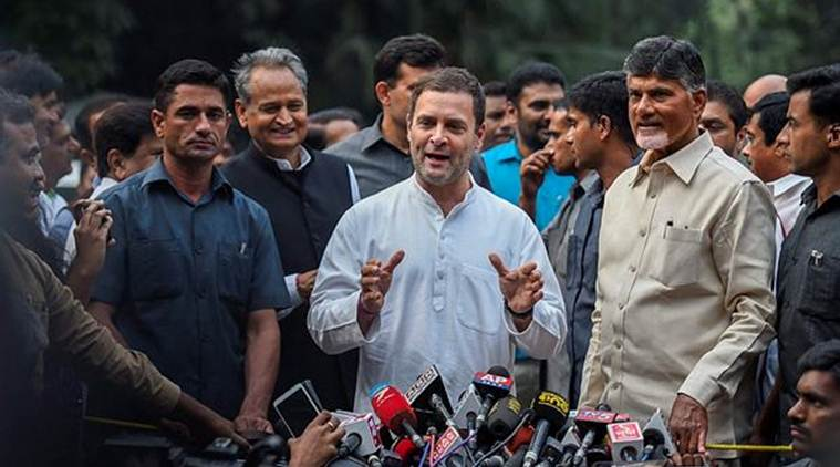 We will work together to save democracy: Congress and TDP