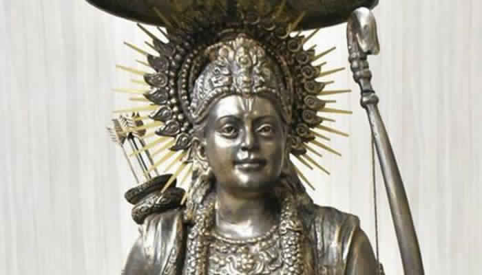 Lord Ram's statue will be bigger than the statue of Unity