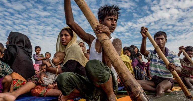 Saudi Arabia planning to send 128 Rohingyas back to Banglasdesh