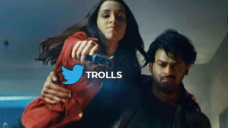 Saaho movie sparks a brutal meme fest on Twitter and we can't stop laughing