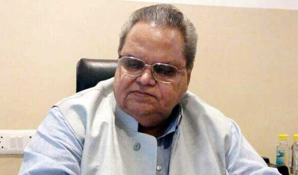 J&K Governor thinks that he can be transferred by BJP