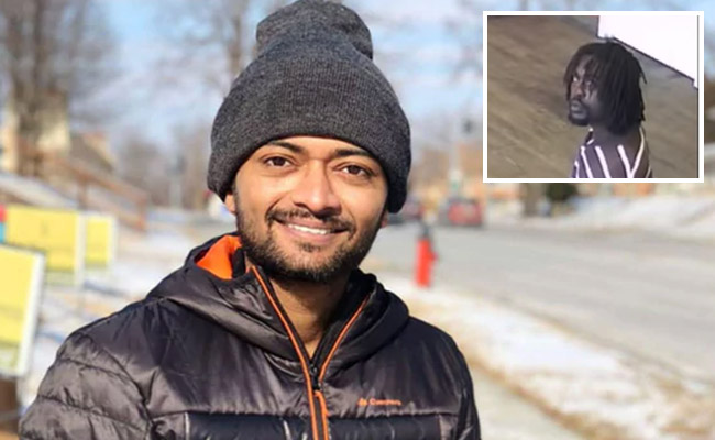 "A scene of Panic witnessed, Indian shot in the US, ""everyone ducked, Sharath Ran"""