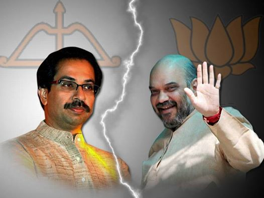 Uddhav says drama is still going after his meeting with Amit Shah: Shiv Sena dared by Narayan Rane to quit NDA