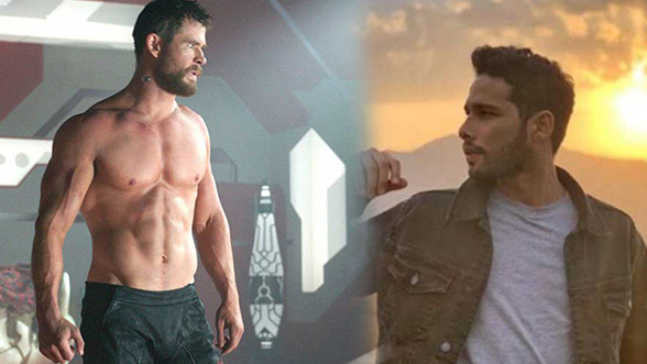 Gully Boy actor Siddhant Chaturvedi revealed that he may see in Disney's Aladdin, and Million Dollar Arm