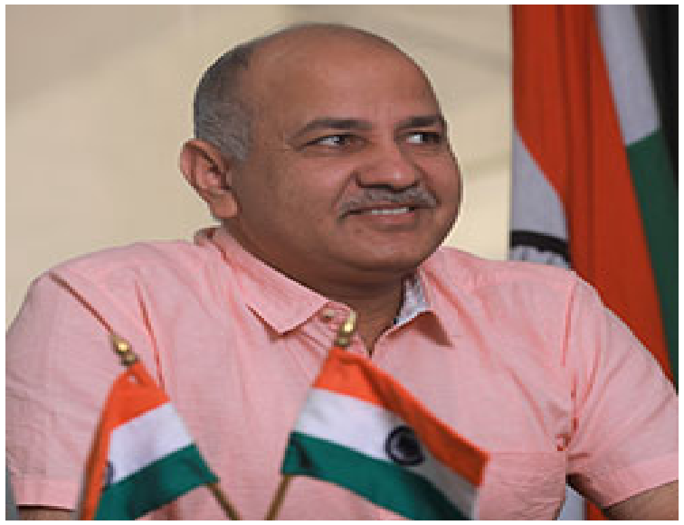 Sisodia orders audit into account of Delhi Univ College