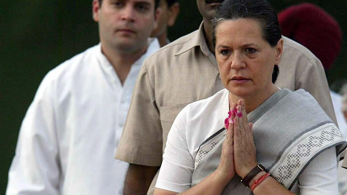 Senior leaders requested Sonia to be next president, cited health problems