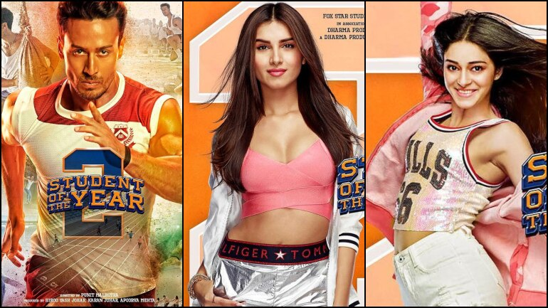 SOTY 2 Box Office Collection Day 3: Film heads towards Rs 50 crore business