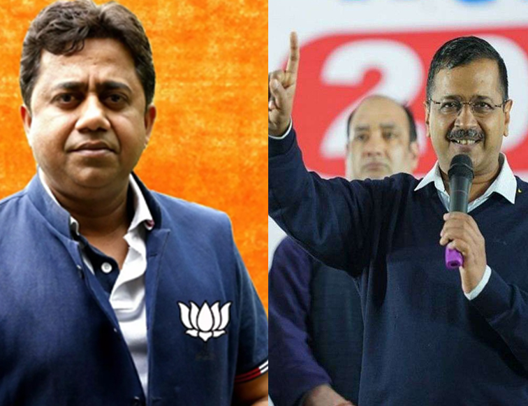 Sunil Yadav form BJP is now in against of Arvind Kejriwal in Delhi assembly election