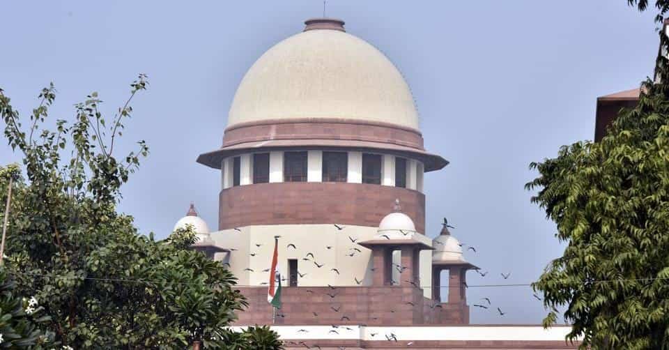 Reservation bill challenged in Supreme Court by Youth for Equality