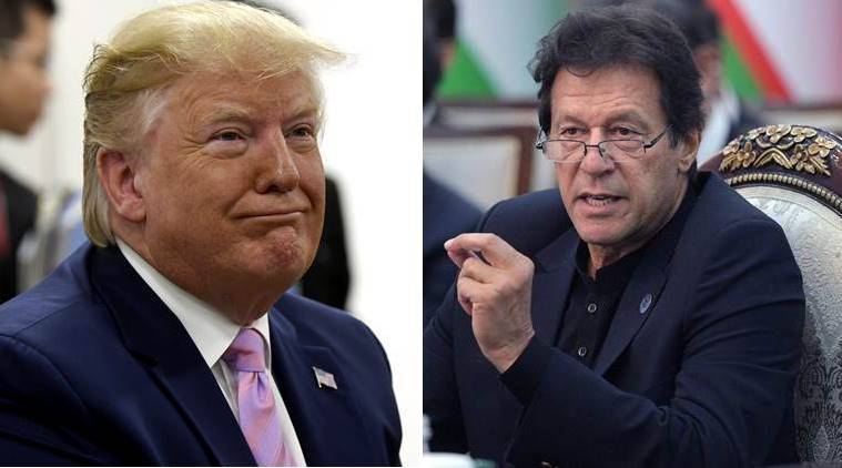 Imran Khan On US Visit, Will Meet Trump On Monday