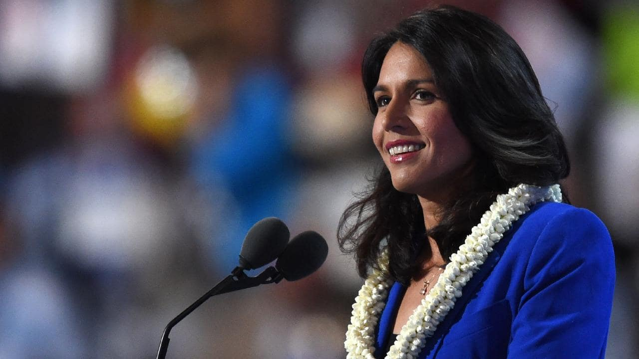 Tulsi Gabbard. Who is this first Hindu to run for US Presidency?