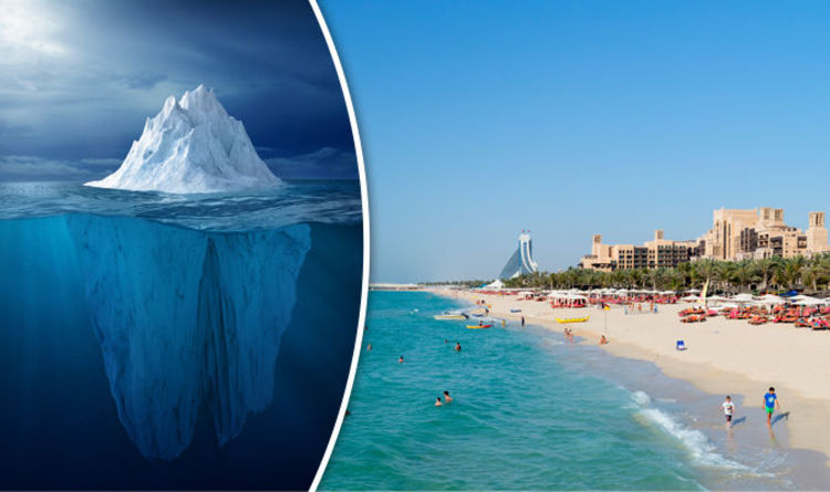 As per the reports, UAE will tow Antarctic Icebergs to its coast for drinking water