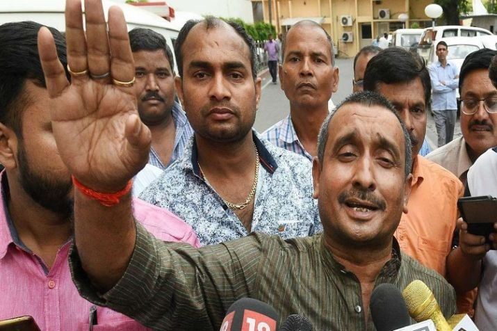 Charges filed against BJP Lawmaker's brother and four others in Unnao Rape Case