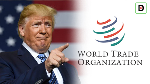 US Can Take Withdrawal From World Trade Organization: Donald Trump